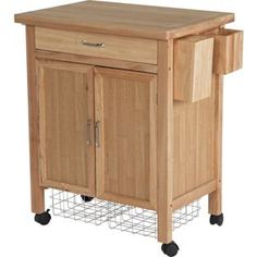 Robert Dyas Granite Top Kitchen Trolley Furniture