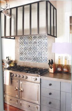 1000 Images About Hotte Verre Style Atelier On Pinterest