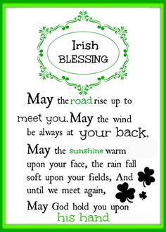 Funny Irish Birthday Quotes St Patrick Day Wishes Quotes Sayings Toast Irish Blessings 4