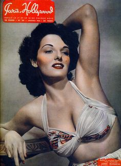 JANE RUSSELL on Pinterest | Hollywood, George Hurrell and ...