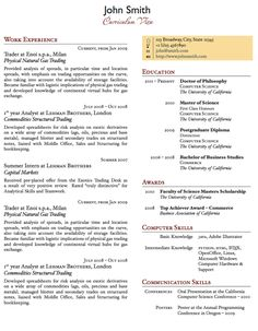 cv template receptionist and templates on pinterest
