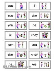 Nominative Pronouns