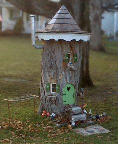 fairy stump