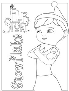 elf on the shelf on the shelf and coloring pages on pinterest