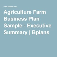 state farm agency business plan