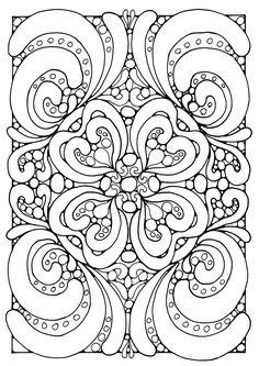 1000 images about mandala coloring pages on pinterest mandala