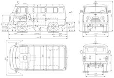 1000 images about Blueprints on Pinterest | Porsche, Ford trucks and Automobile