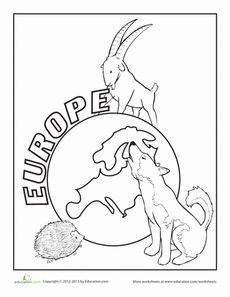 Image Result For Worksheet For Animal