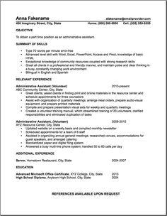 sample admin assistant resume administrative assistant resume