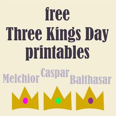 1000 images about three kings day on pinterest kings day epiphany