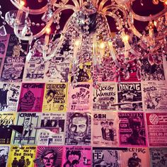 1000 Images About Rock N Roll Interiors On Pinterest