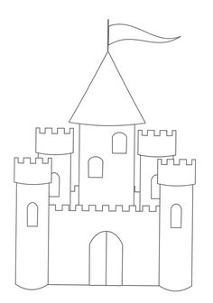 print coloring pages coloring pages and castles on pinterest