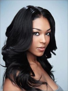 1000 images about sew in hairstyles on pinterest full sew in sew in hairstyles and sew in weave