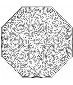 Mandalas Zum Ausdrucken Google Suche Mandala