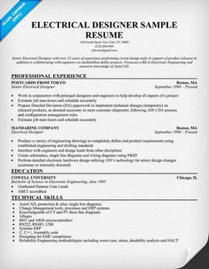 lifeguard resume and sample resume on pinterest