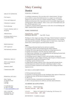 cv examples physician assistant and resume on pinterest
