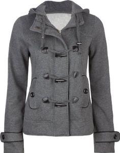 FULL TILT Womens Toggle Jacket
