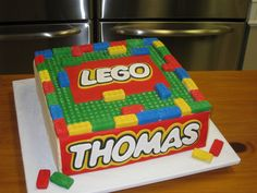 1000 Images About Cakes Legos On Pinterest Lego Cake