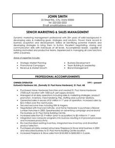 resume templates resume and marketing on pinterest