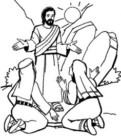 jesus crucifixion free easter coloring pages and coloring on