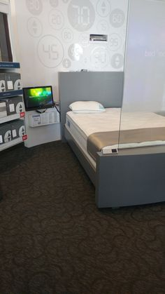 Found Out My Sleep Number And Tried Some Comfy Mattresses At The Ammon Id Location