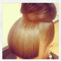 ponytails on pinterest buns bangs and stylists