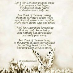 Death Poems For Loved Ones Loss Of A Loved One Poems