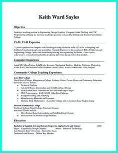 object oriented programming resume and resume examples on pinterest