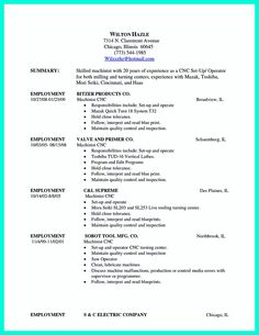 machinist resume samples cncmachinistresume example cnc machinist