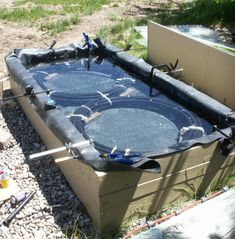 Diy Thermal Storage Tank Off Grid Pinterest Foldable