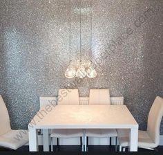 Glitter Bedroom Wallpaper New Glitterwall Glitter Wallpaper