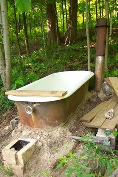 1000 Images About Wood Fired Hot Tubs On Pinterest Hot