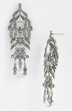 Judith Jack Glamour Chandelier Earrings Available At Nordstrom
