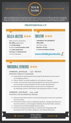 1000 images about resume writing service on pinterest best