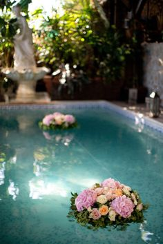 1000 Images About Poolside Wedding On Pinterest Pool