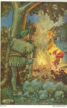 1000 Images About Rumpelstiltskin Brothers Grimm On