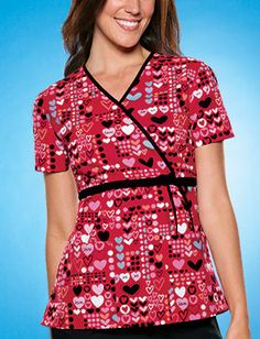 1000 Images About Valentines Day Scrubs On Pinterest