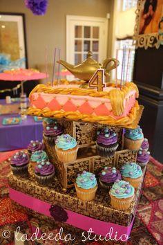 Shimmer And Shine Birthday Party Ideas Birthdays