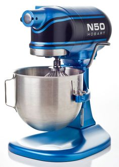 Weve Said This Before Butwe Really Love Mixers Especially KitchenAid Or Hobart Mixers With