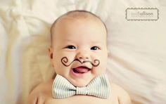 Baby mstach
