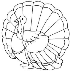 turkey coloring pages turkey and coloring pages on pinterest
