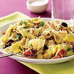 Tuna Pasta Salad Rec