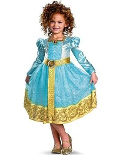 Image result for Disney Princess Brave Merida Royal Dress