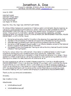 cover letter example letter example and cover letters on pinterest