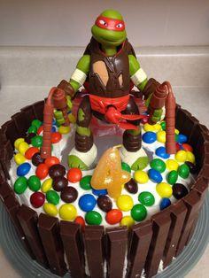 How To Make A Ninja Turtle Cake The Best Cake 2017