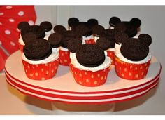 Easy Mickey Mouse Cupcake Ideas The Best Cake Of 2018
