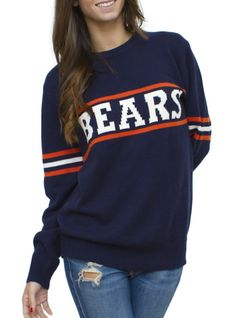 Ditka Style Bears Sweater - The Best Bear 2017