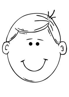 face fun printable coloring pages and faces on pinterest