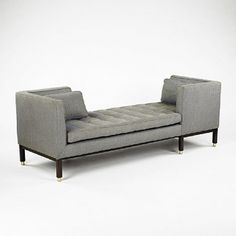 1000 Images About Settees And Backless Sofas On Pinterest