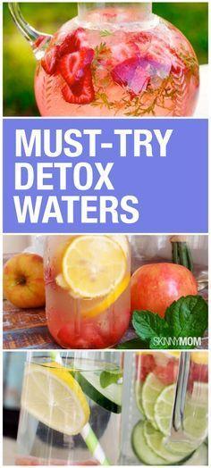 Summer Detox Water -